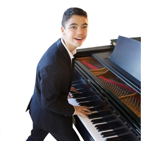 Ethan Bortnick at the PACC