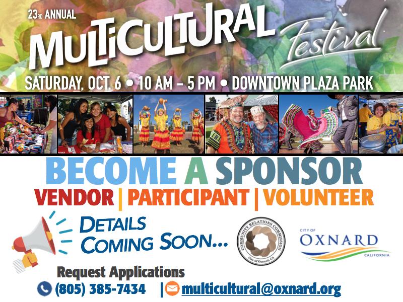 Oxnard Multicultural Festival
