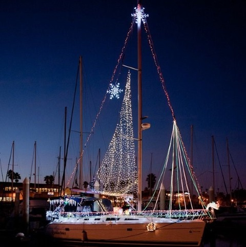 Boat Parade of Lights & Festival