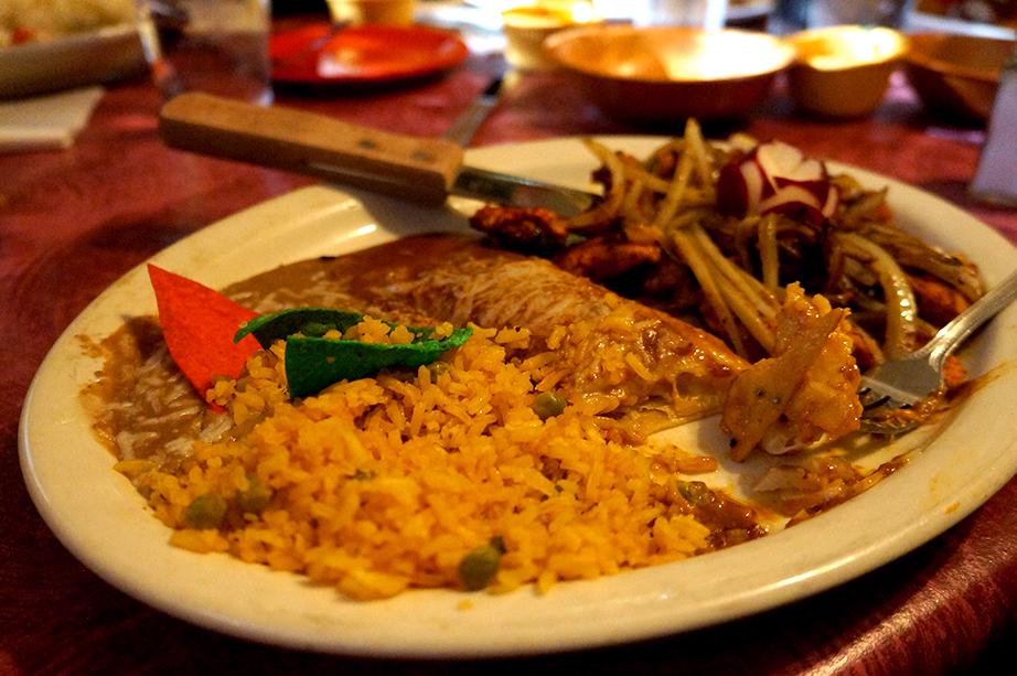Money Pancho Mexican Restaurant