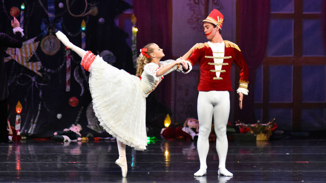 The Ventura County Ballet presents The Nutcracker