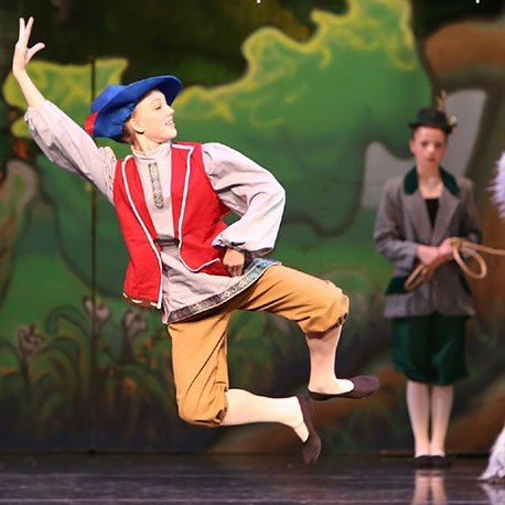 "Footworks Youth Ballet present ""Peter and the Wolf"""
