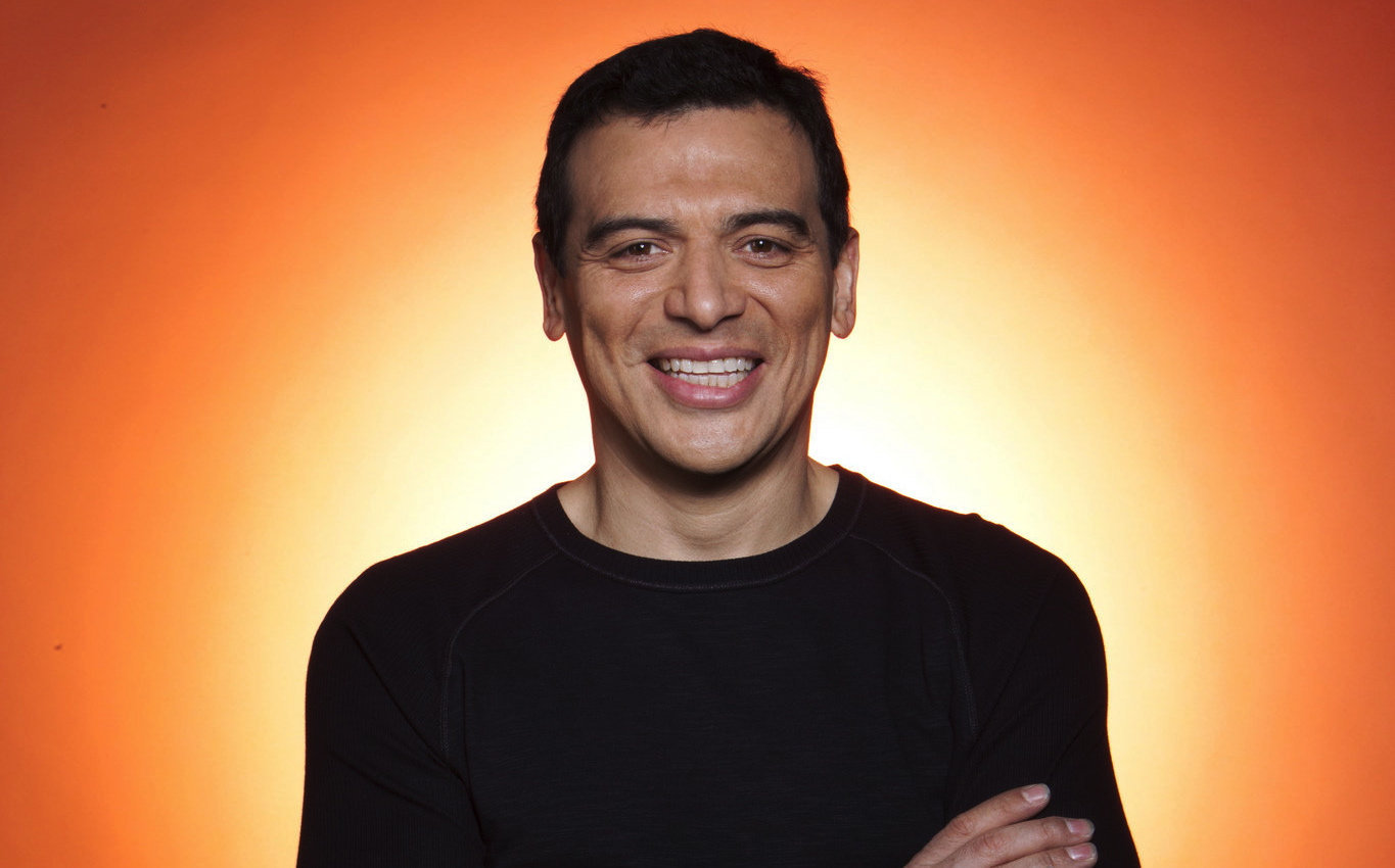 Carlos Mencia at Levity Live
