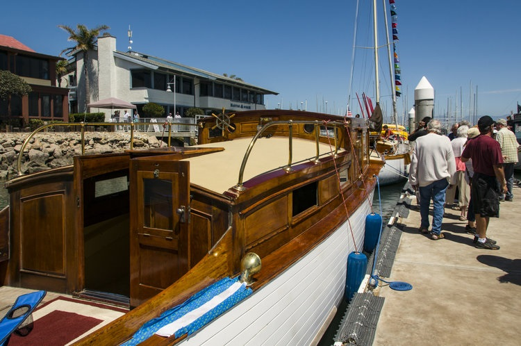 From Tree to the Sea: Father's Day Wooden Boat Show & Classic Car Show