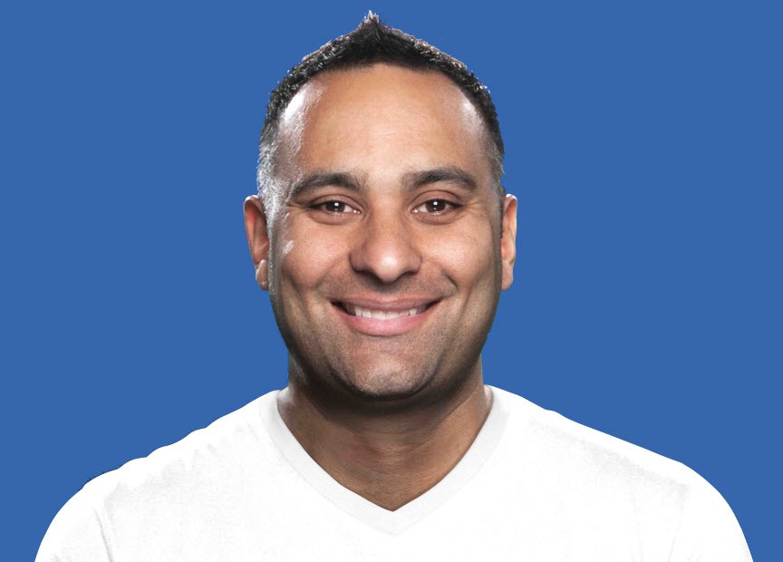 Russell Peters at Levity Live