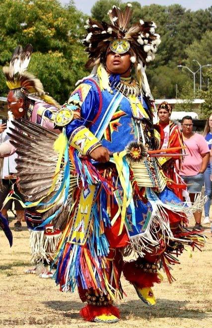 First Annual Native American Peoples  Intertribal Powwow