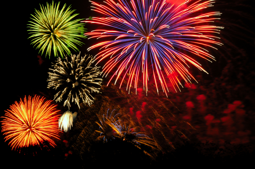 Fireworks by the Sea and Festival