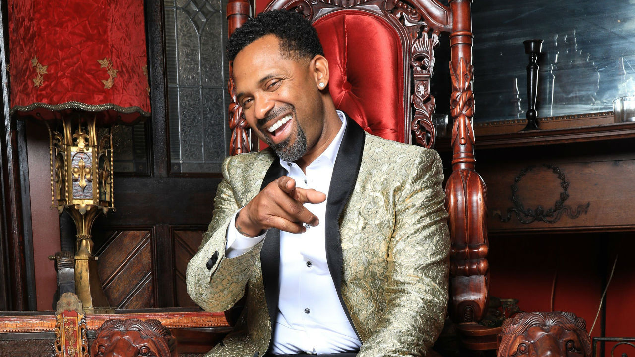 Mike Epps at the Oxnard PACC