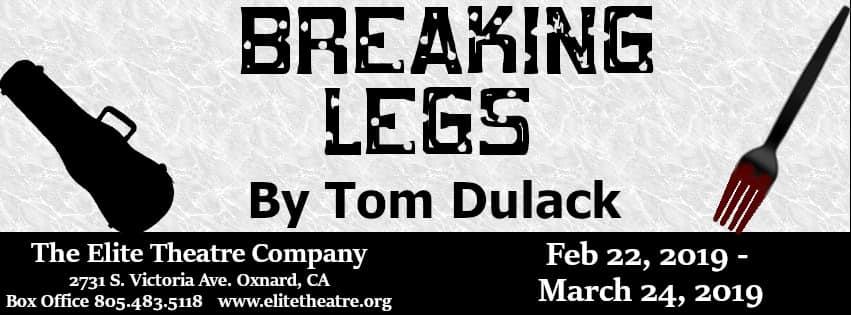 Elite Theatre Company Presents Breaking Legs