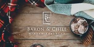 Baron and Chill Winter Barbecue and Pickup Party at Herzog Wine Cellars