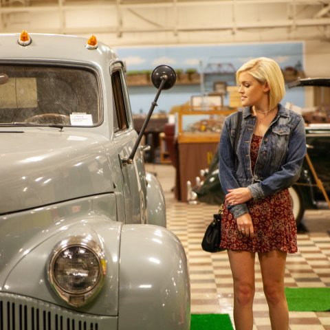 Murphy Auto Museum Grand Reopening