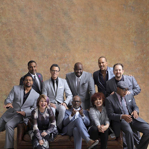 The Manhattan Transfer Meets Take 6 at The PACC