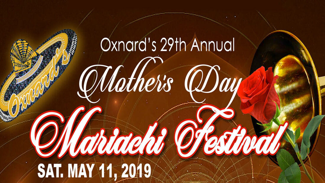 Oxnard's 29th Annual Mother's Day Mariachi Festival