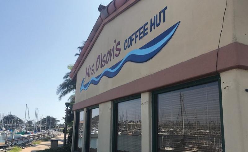 Mrs. Olson's Coffee Hut
