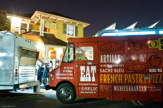 Gourmet Food Trucks