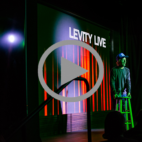 Levity Live