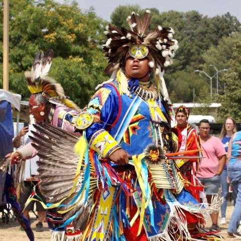 Native American Peoples Intertribal Powwow