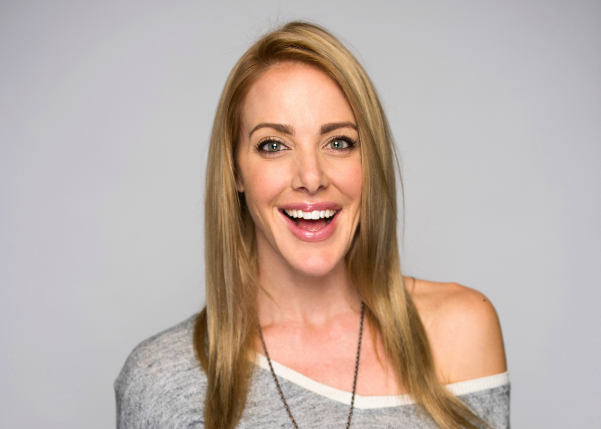 Kate Quigley at Levity Live