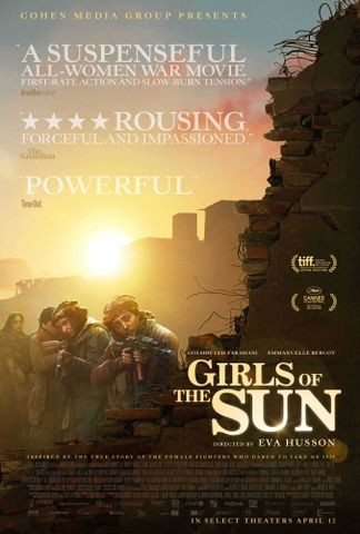 Monday Night Foreign Films – Girls of the Sun