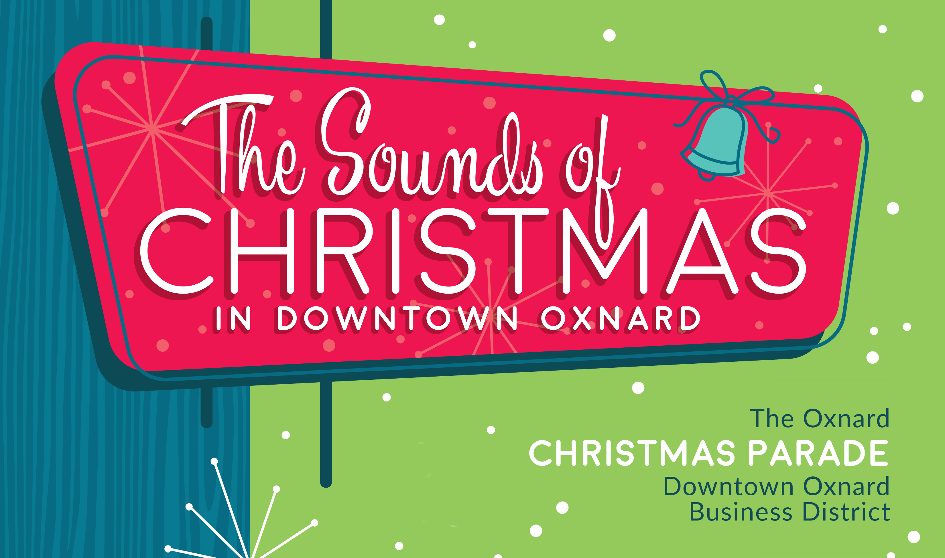 Oxnard Christmas Parade – The Sounds of Christmas