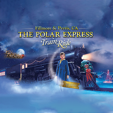 THE POLAR EXPRESS™ Train Ride in Fillmore, CA