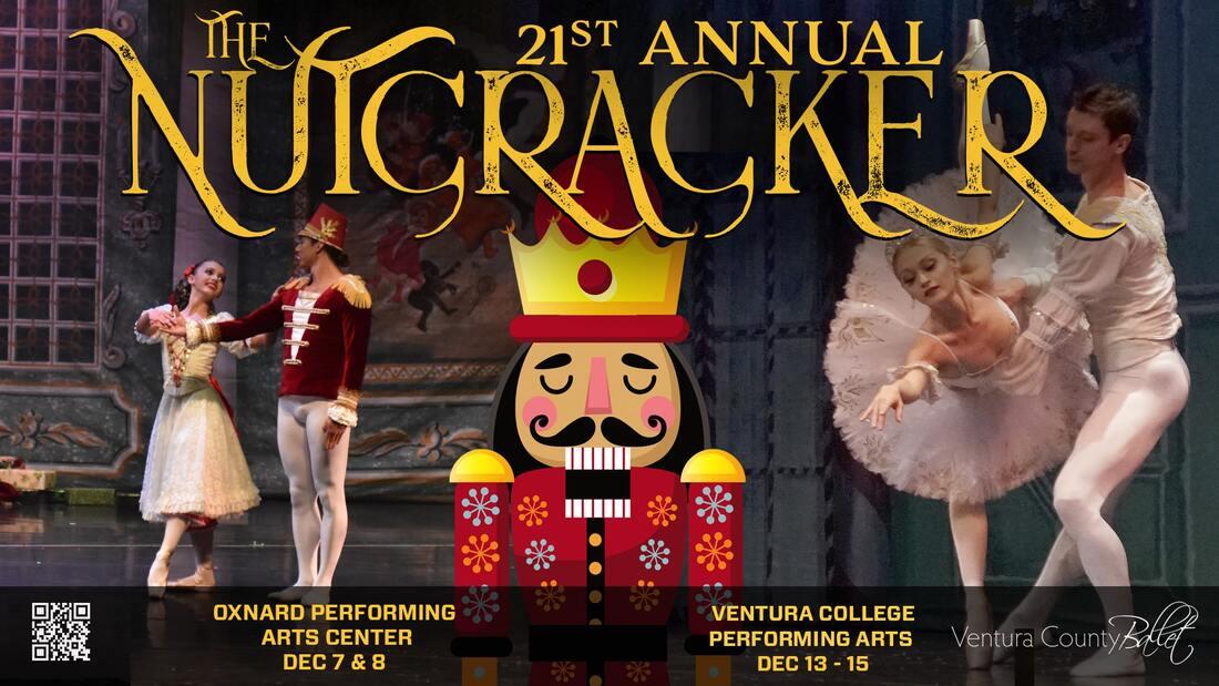 The Ventura County Ballet presents The Nutcracker