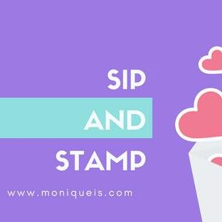 Sip & Stamp Workshop