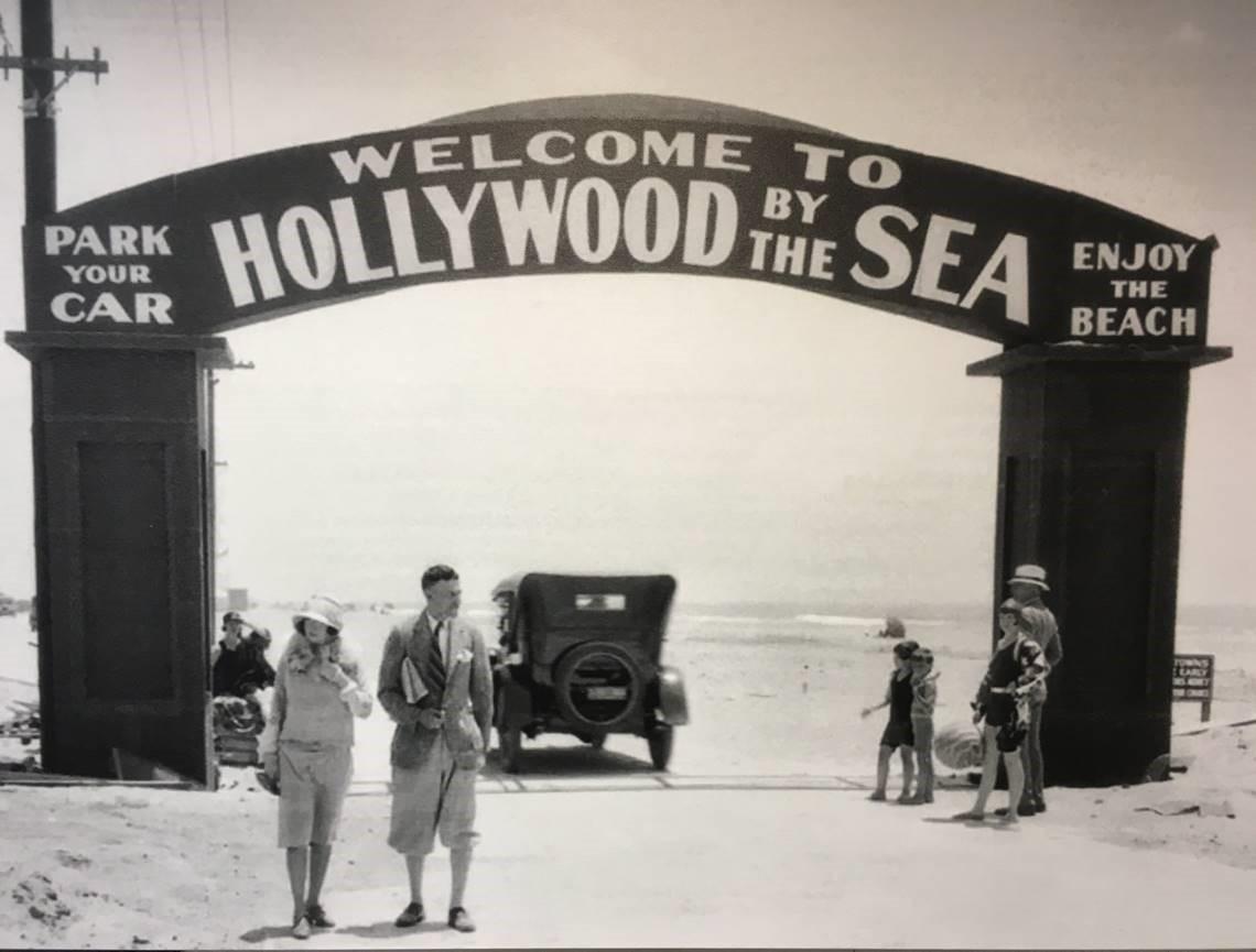 Hollywood Beach