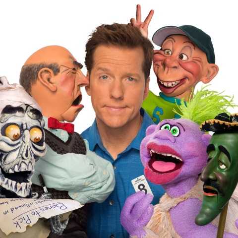 Jeff Dunham at the PACC