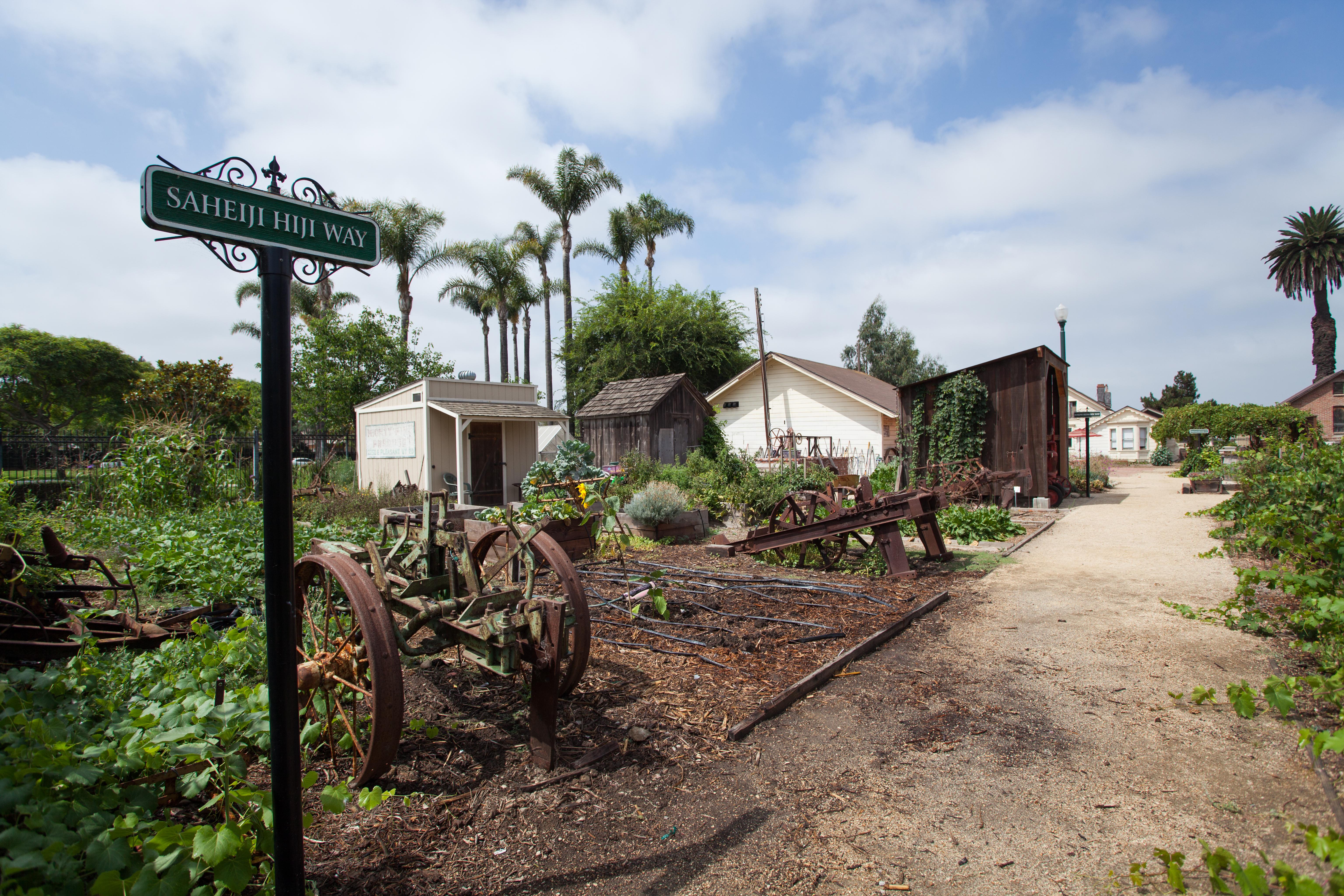 Oxnard Historic Farm Park
