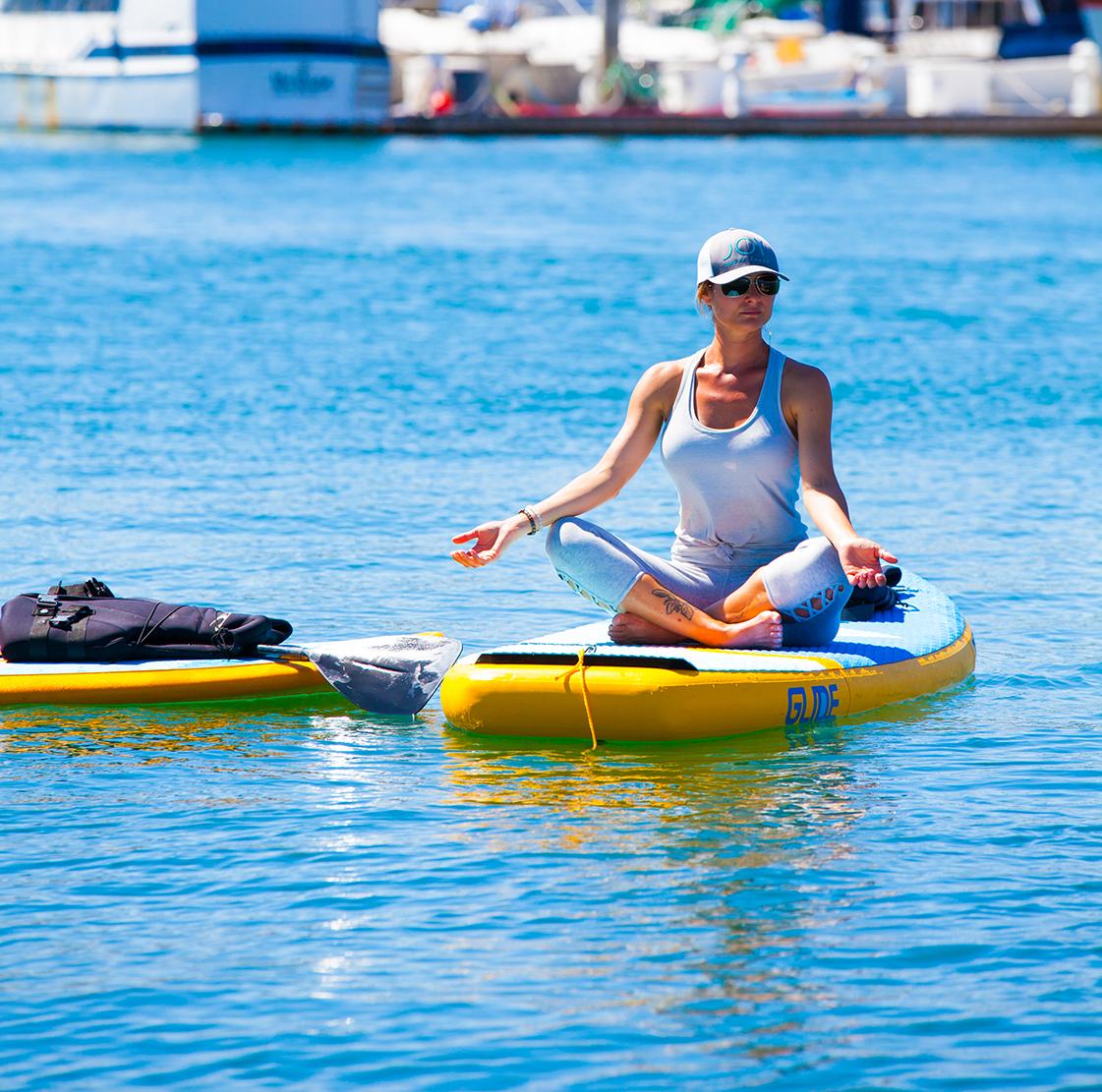Sea Dog Yoga