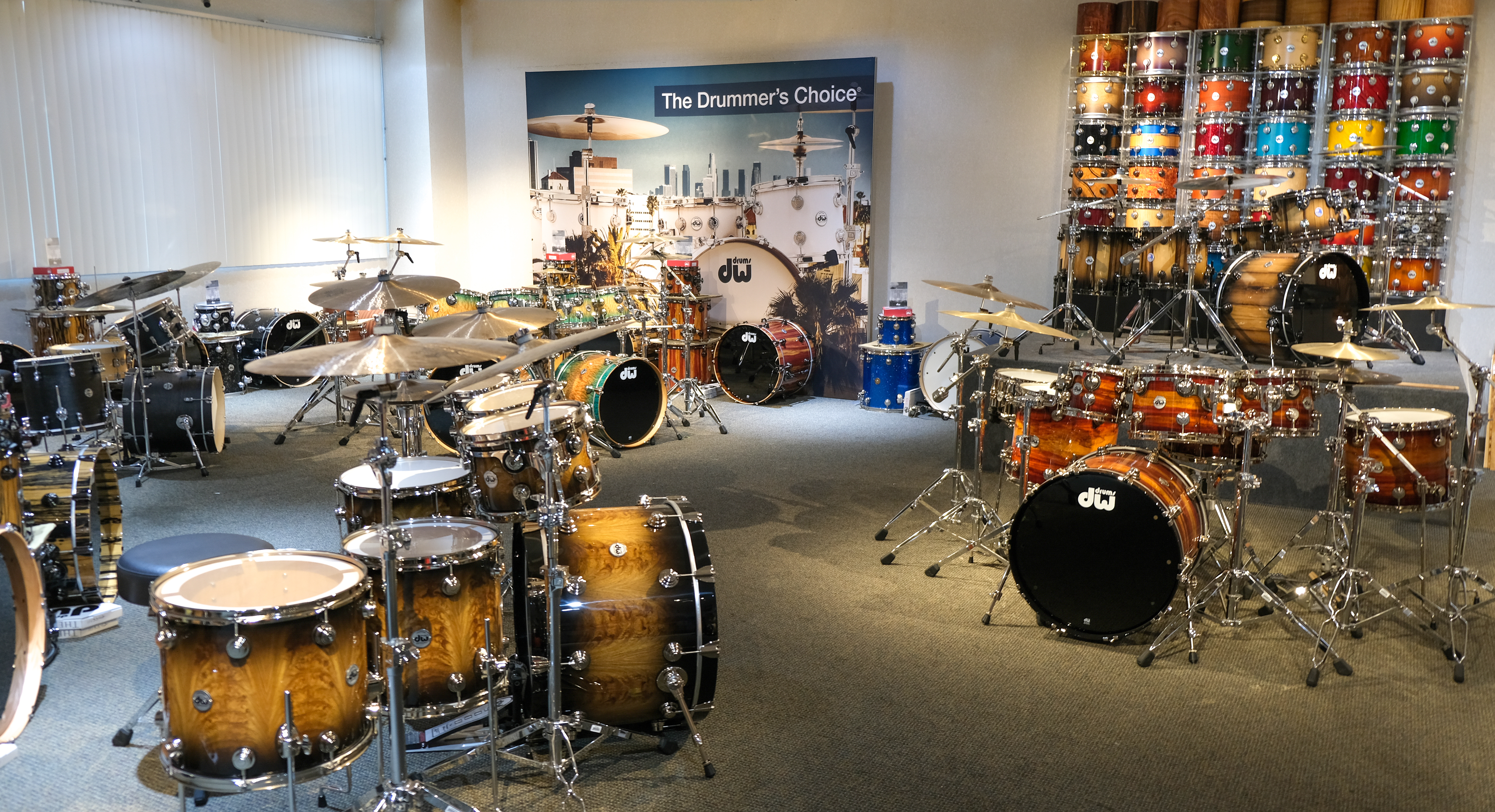 Drum Workshop (DW drums)