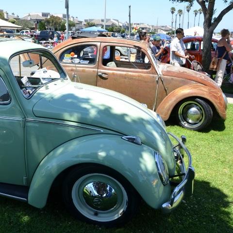 Vintage VW Car Show