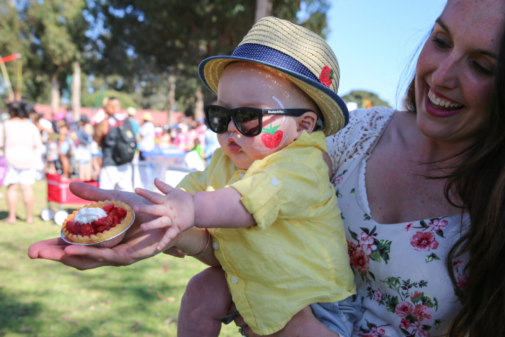 36th Annual California Strawberry Festival