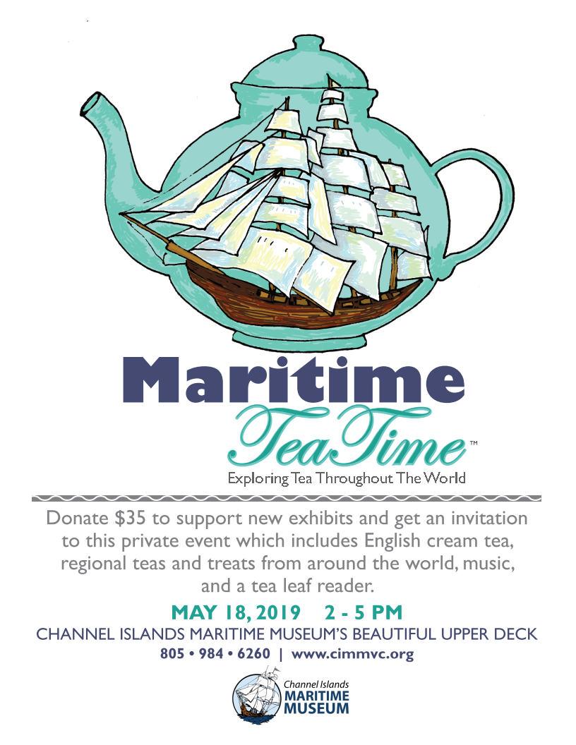 Maritime Tea Time