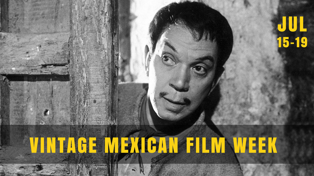 Vintage Mexican Film Week at The PACC