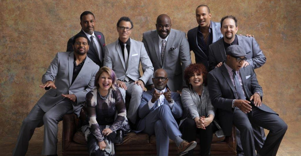 The Summit: The Manhattan Transfer Meets Take 6 at The PACC