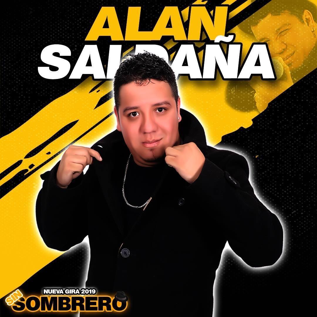 Alan Saldaña at Levity Live