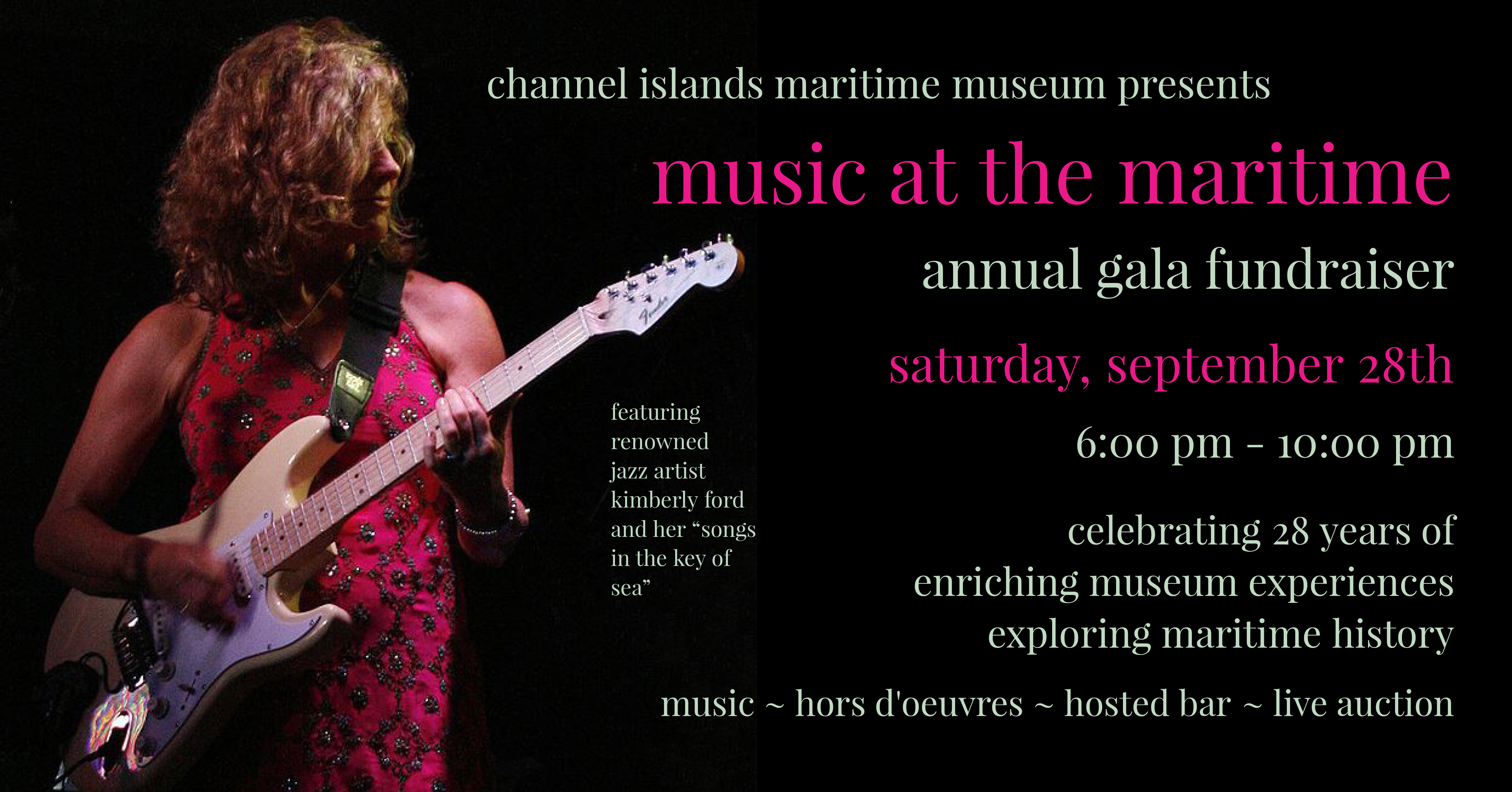 Music at the Maritime