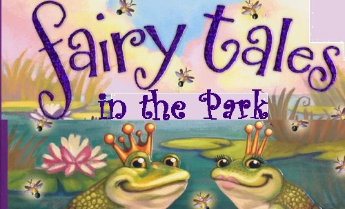 Fairy Tales in the Park – Rapunzel Meets Spider-Man