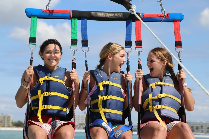 Channel Islands Parasail