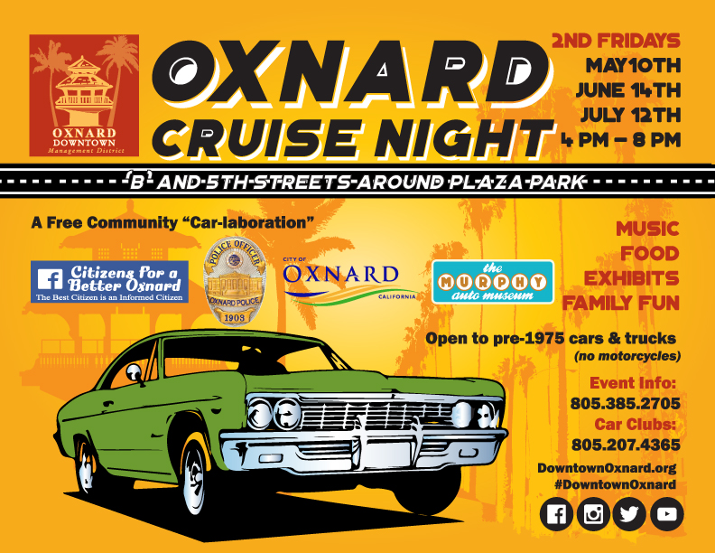 Oxnard Cruise Night