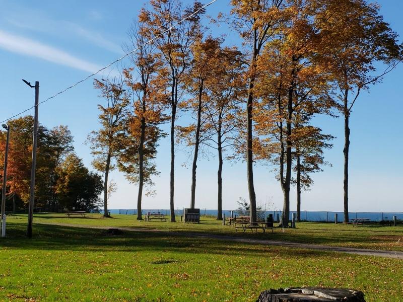 Niagara Shores Campground Niagara Falls Usa