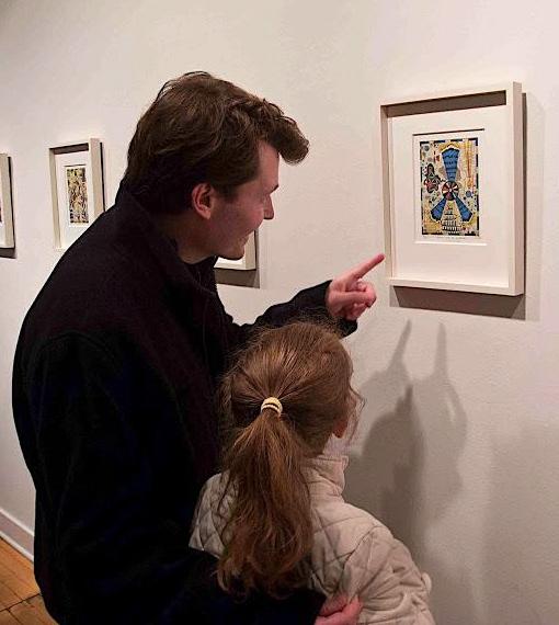 Riverside Arts Center Freeark Gallery