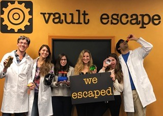 Test B Vault Escape