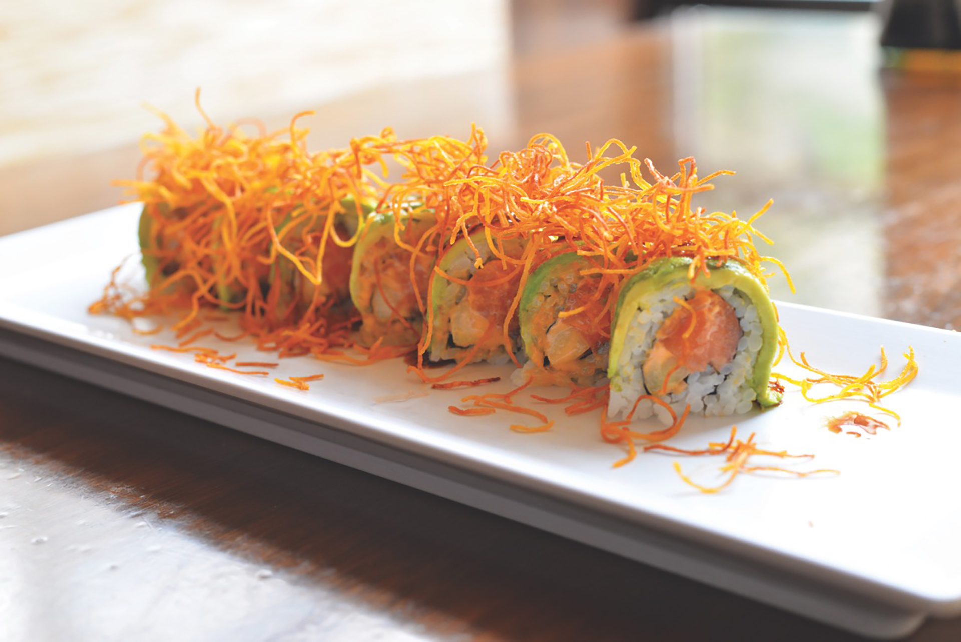 Test B Sushi House