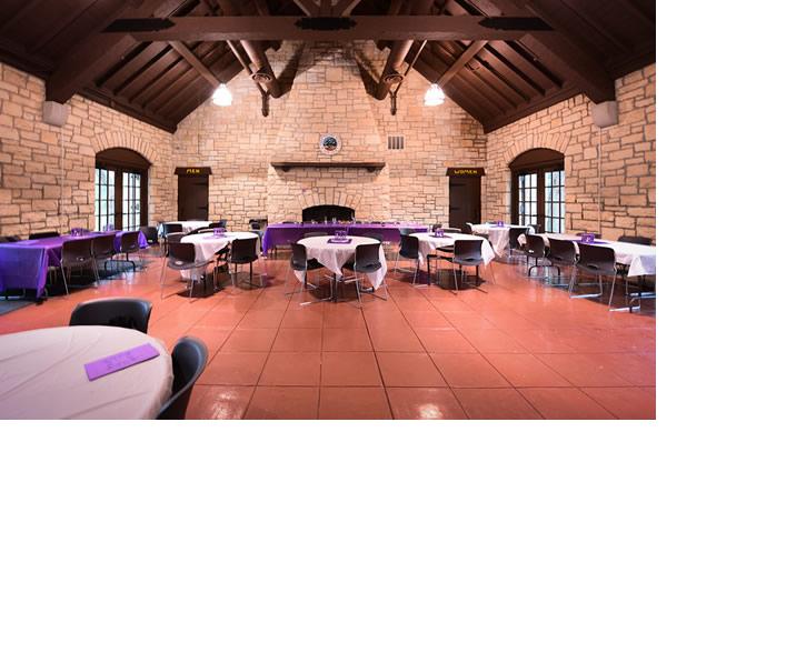 Test B Thatcher Woods Pavilion
