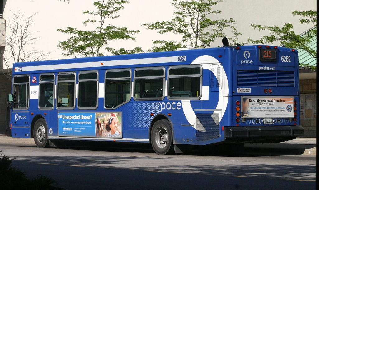 Test B Pace Suburban Bus Service