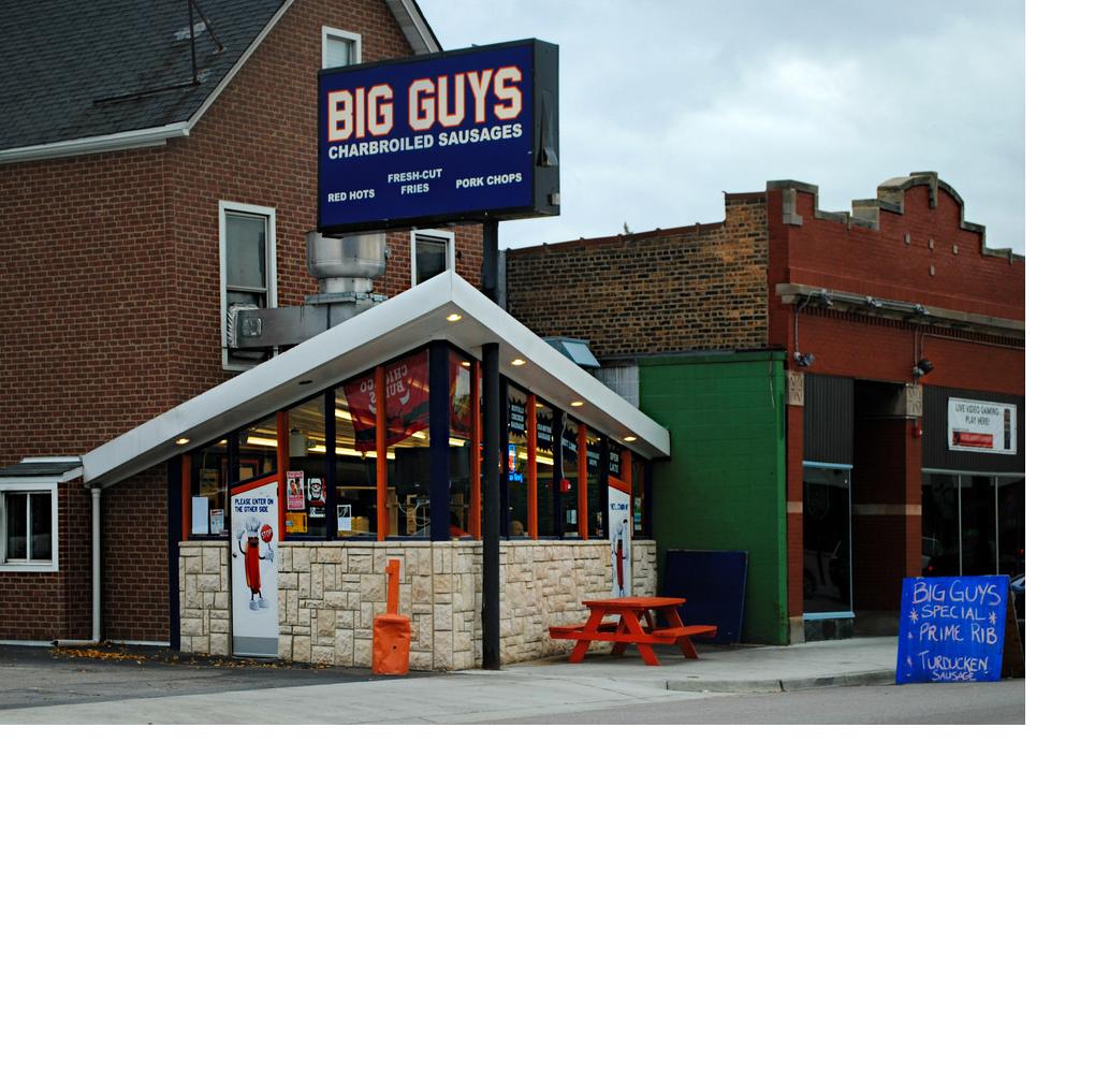 Big Guys Sausages