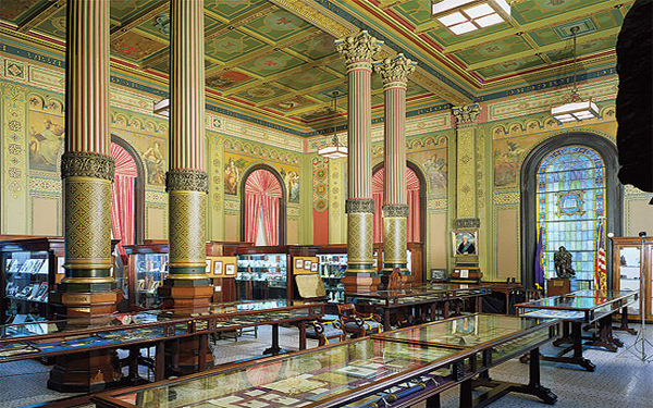 The Masonic Library and Museum of Pennsylvania
